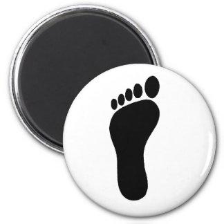Footprint Magnet