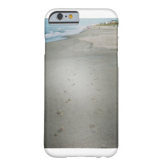 Footprints Along the Water's Edge Phone Case