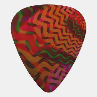Footprints Guitar Pick