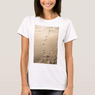 Footprints T-Shirt