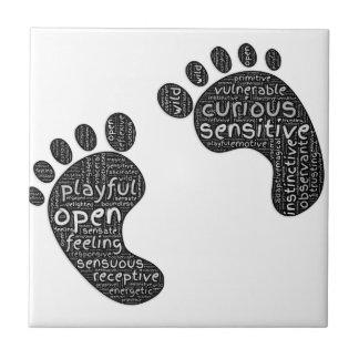 Footsteps Tile