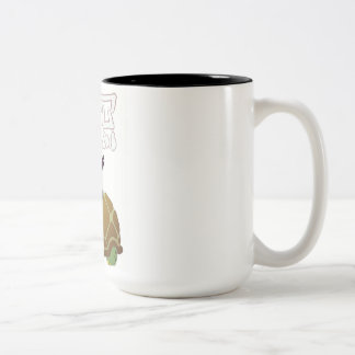 For A fresh start into the morning Two-Tone Coffee Mug