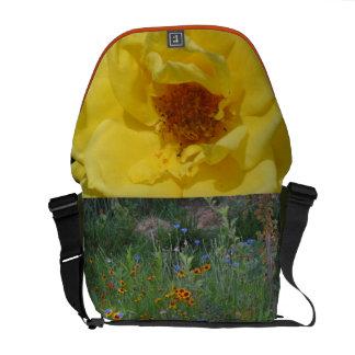 For a garden lover messenger bag