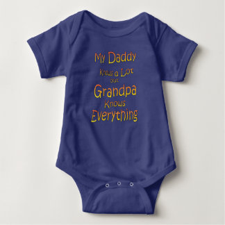 For a new baby baby bodysuit