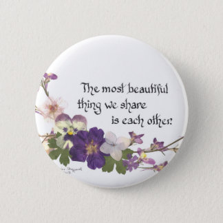 For a Sweetheart 2 Inch Round Button