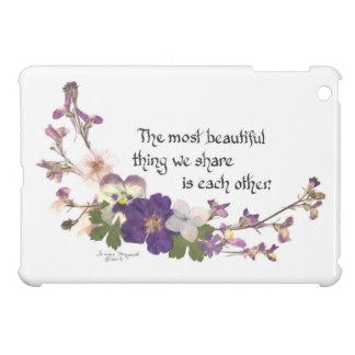 For a Sweetheart iPad Mini Case