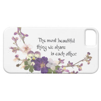 For a Sweetheart iPhone 5 Cover