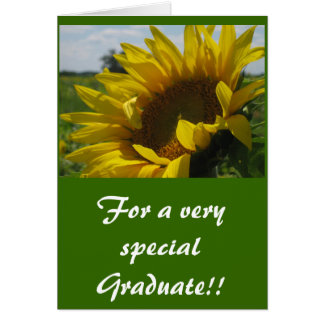 For a very specialGraduate!! - Customized Card