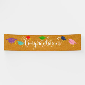 For Amanda Congratulations Graduation Banner