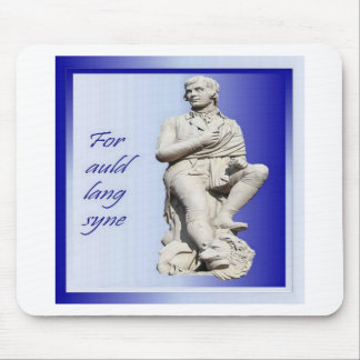 For Auld Lang Syne Mouse Pad