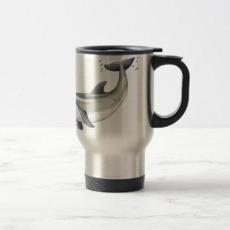 For Baby dolphin children Travel Mug