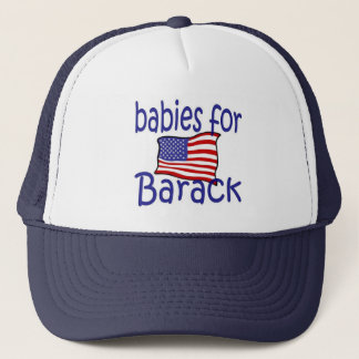 for barack trucker hat