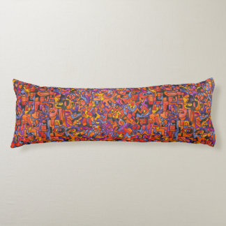 for cabinet body pillow