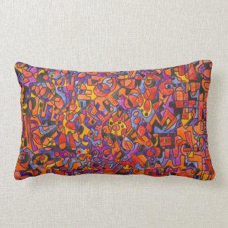 for cabinet lumbar pillow