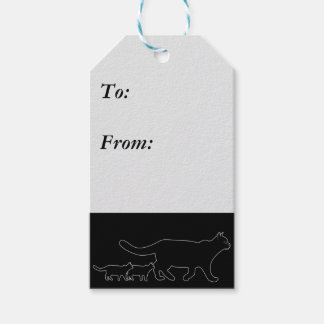 for Cat Lovers Gift Tags