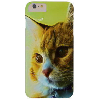 For Cat's Lovers Barely There iPhone 6 Plus Case