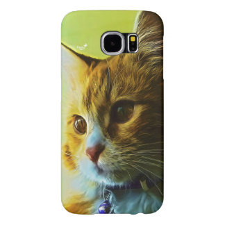 For Cat's Lovers Samsung Galaxy S6 Cases