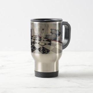 For Chess Lovers Travel Mug