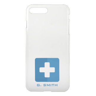 For Doctors and Nurses. Medical Cross. iPhone 8 Plus/7 Plus Case
