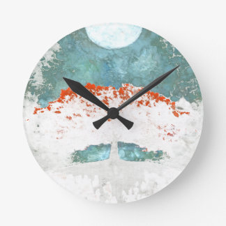 For Ever Round Clock