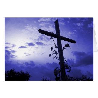 For God so loved the world - John 3:16 Card