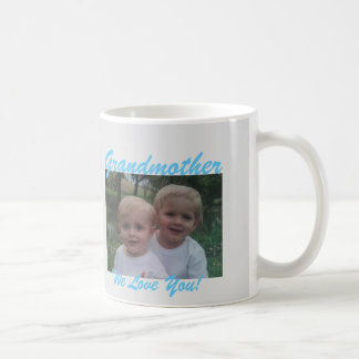 for Grandmother Add your photo gift Mug