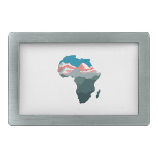 FOR GREAT AFRICA BELT BUCKLE
