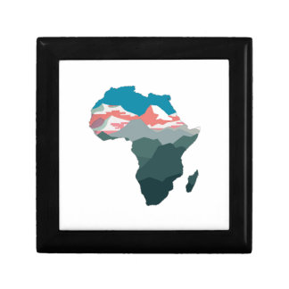 FOR GREAT AFRICA JEWELRY BOX