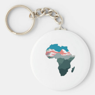 FOR GREAT AFRICA KEYCHAIN