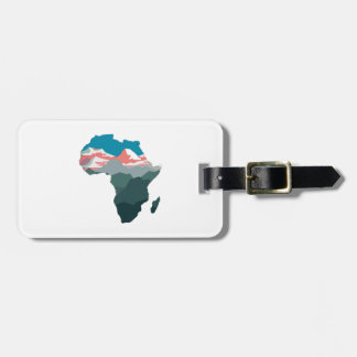 FOR GREAT AFRICA LUGGAGE TAG