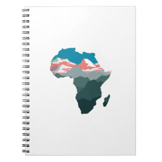 FOR GREAT AFRICA NOTEBOOKS