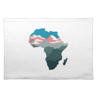 FOR GREAT AFRICA PLACEMAT