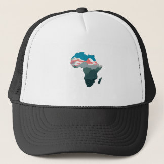 FOR GREAT AFRICA TRUCKER HAT