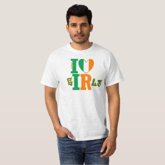 For Her Irish Eyes Only - I ❤ Irish Girls T-Shirt