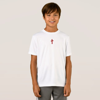 for HIM (youth): cross T-Shirt