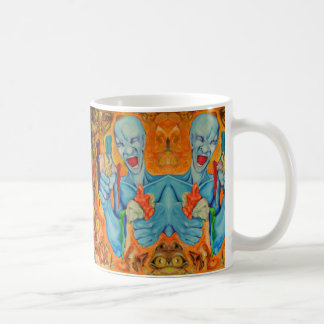 For I am artist repeat art mug