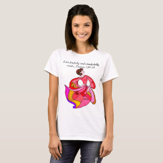For I am fearfully and wonderfully made...Tee T-Shirt