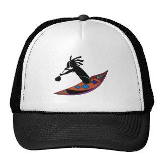 FOR KAYAK VIBES TRUCKER HAT