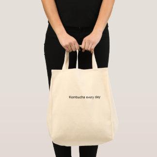 For kombucha lovers tote bag