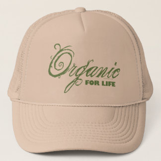 For Life, Organic Trucker Hat