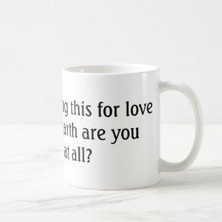 For Love Mug