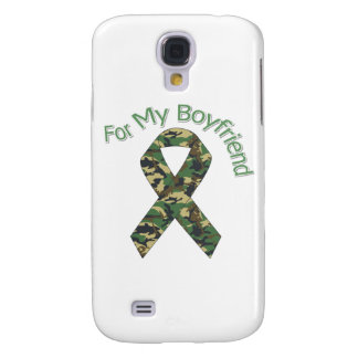 For My Boyfriend Military Ribbon Samsung Galaxy S4 Covers