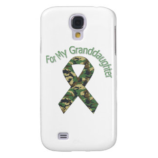 For My Granddaughter Military Ribbon Galaxy S4 Covers