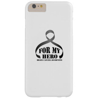 For my Hero Brain Cancer Awareness Gift Barely There iPhone 6 Plus Case