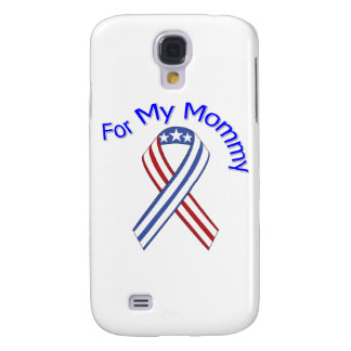 For My Mommy Military Patriotic Samsung Galaxy S4 Case