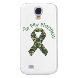 For My Nephew Military Ribbon Galaxy S4 Case
