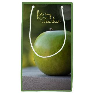 For My Teacher Gift Bag