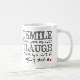 For my to dear to sister message Mug