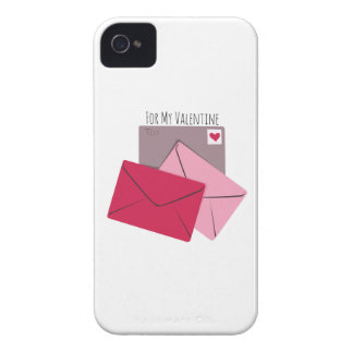 For My Valentine iPhone 4 Case-Mate Case
