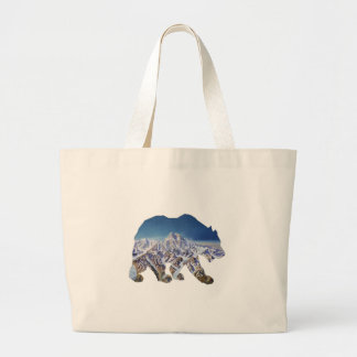 FOR NEW TERRAIN LARGE TOTE BAG